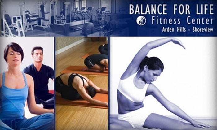 Balance for Life Fitness Center - Minneapolis / St Paul: $18 for Three One-Hour Pilates Mat Classes at Balance for Life Fitness Center ($48 Value)