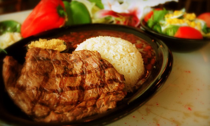 Brazil By The Bay - Midway District: $10 for $20 Worth of Authentic Brazilian Fare at Brazil by the Bay