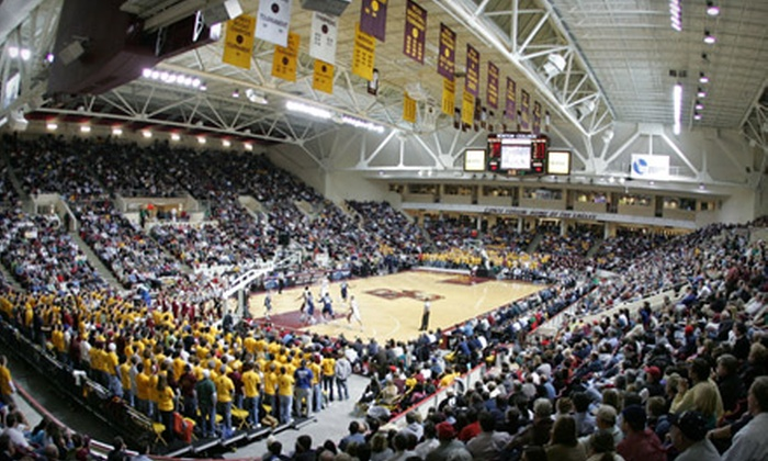 Boston College - Chestnut Hill: $8 for One Ticket to Boston College Basketball at Conte Forum in Chestnut Hill ($15 Value). Three Games Available.