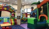 Up to 51% Off One-Hour or 30-Minute Fun Pack at FunTown Bounce