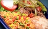 Side Street Cantina - Northeast Virginia Beach: $17 for Mexican Dinner for Two at Side Street Cantina in Virginia Beach (Up to $44.50 Value)