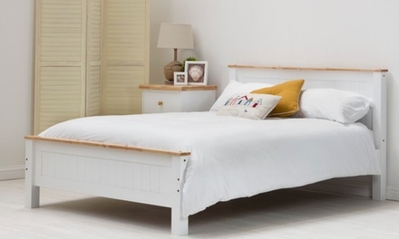 tatton wooden bed frame