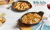 Bella Italia: Italian Meal for Two