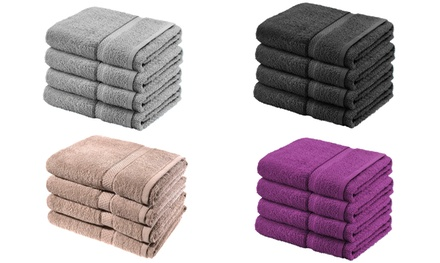 FourPiece Cotton Bath Sheet Bale