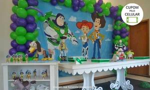Mago Festas: Mago Festas – Mercês: decoração de festa infantil