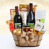 Ultimate California Wine & Food Basket (10-Piece). Shipping Included.