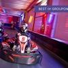 Session de karting au Speed Park d'Hénin-Beaumont EXCLUSIVEMENT