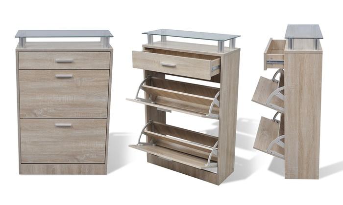 range chaussures en bois groupon shopping. Black Bedroom Furniture Sets. Home Design Ideas