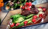 summer stock (acct the island merchant) - Mid Cape: Three-Course New American Meal for Two or Four at Summer Stock in Dennis (Up to 58% Off)