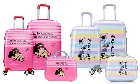Maletas Mafalda y opción a set