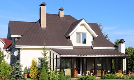 Pressure Washing for a Home from Custom Cleaning Services (Up to 57% Off). Two Options Available.