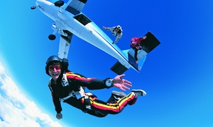 Skydive Rustenburg: Static Line Skydive for R999 for One with Skydive Rustenburg (29% Off)