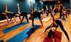 Up to 61% Off Class Passes at Evolve Yoga