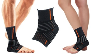 Ankle Double Compression Wrap for Men and Women