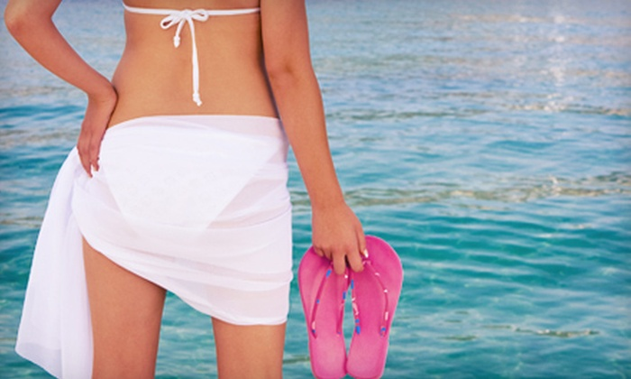 Adora Body Sculpting Clinic - Hunters Creek: $999 for One Area of Smartlipo MPX, Vaser, or MicroAire PAL Liposuction at Adora Body Sculpting Clinic (Up to $3,900 Value)