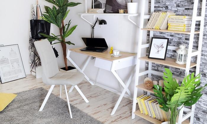 Selsey Scandinavian Style Desk