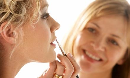 Cours de maquillage pour 1 ou 2 personnes dès 19,90 € à l'institut La Loge Maquillage