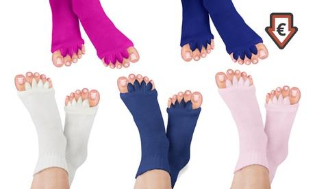 Fino a 3 paia di calzini per allineamento delle dita disponibili in...