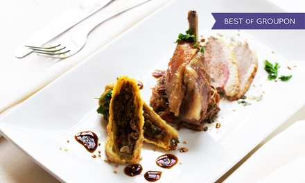 Two-Course Sunday Lunch with Wine for Two or Four at Risley Hall Hotel (36% Off)