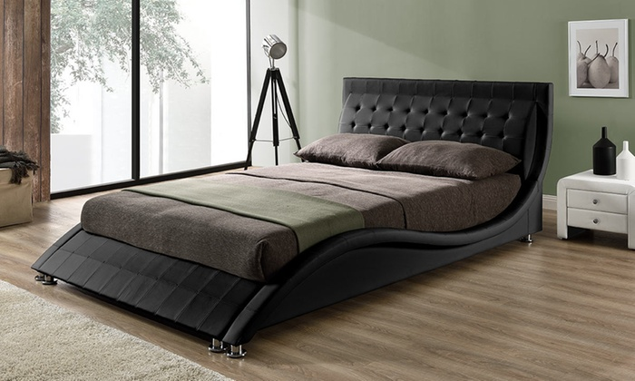 Andorra Bed Groupon Goods