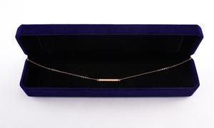 Justyling: Una o 2 collane in argento sterling con pendente personalizzabile offerte da Justlying (sconto 80%)