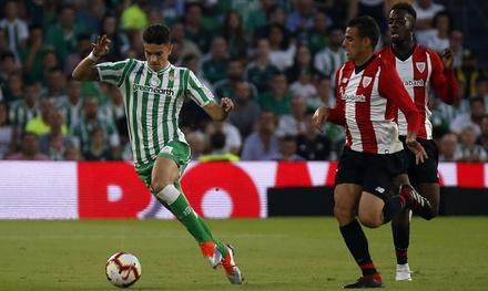Entrada individual para el partido Real Betis vs Valladolid el día 21 de octubre por 29,95 €