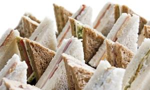 Tentate: Desde $99 por 12, 24, 36 o 48 sándwiches de miga en Tentate