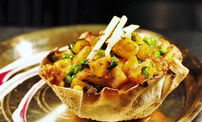Two-Course Nepali Dinner with Optional Dessert and Wine for Two or Four at Bhansa Ghar (Up to 55% Off)