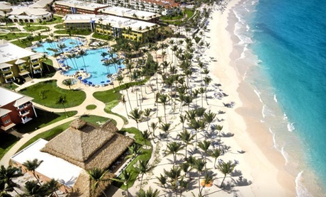 Beachfront Resort in Dominican Republic
