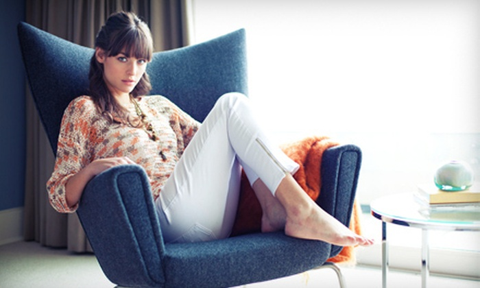 Plum - Harvey Avenue: $25 for $50 Worth of Women's Apparel and Accessories at Plum