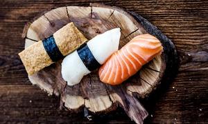 Gurin Sushi Sosnowiec: 39,99 zł za groupon wart 60 zł i więcej opcji do wykorzystania na sushi w Gurin Sushi Sosnowiec (do -33%)