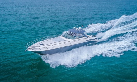 Half or Full Day Boat Charter for up to 13 People at Y Charter (26% Off)