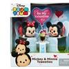 Disney Tsum Tsum Valentine's Day Mickey and Minnie Gift Set (2-Piece)