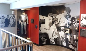 Babe Ruth Birthplace Museum: Admission for Two Adults or Two Adults and Two Kids to Babe Ruth Birthplace Museum (36% Off)
