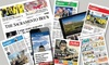 The Sacramento Bee: 26- or 52-Week Weekend or Daily Home Delivery from The Sacramento Bee (Up to 91% Off)