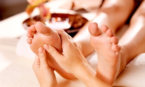 Thorpe Bay Podiatry: Chiropody Footcare Treatment with Optional Foot Massage and Toe Nail Polish at Thorpe Bay Podiatry