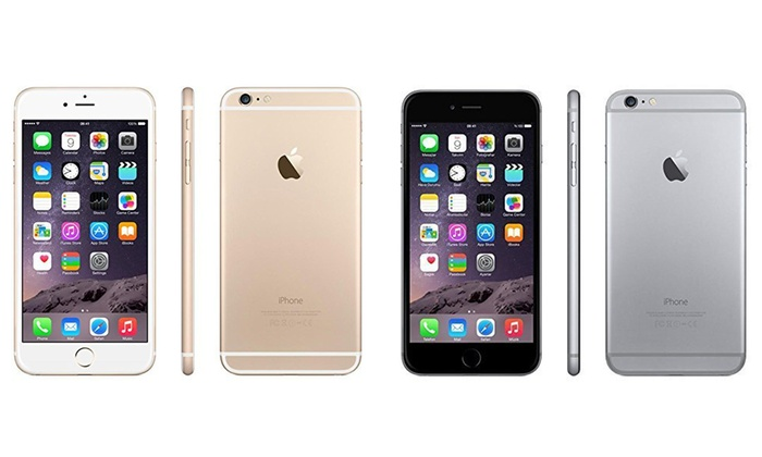 Groupon Goods: 64GB Unlocked and Refurbished Apple iPhone 6s Plus (Shipping Included)