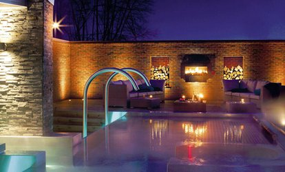 image for Spa Day with Two-Course Lunch for One or Two at Wyboston Lakes Y Spa (Up to 38% Off)