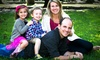 Smile America Portraits - Jaenicke Gardens: 30-Minute Outdoor Photo Shoot Package with Prints and PhonePix Files from Smile America Portraits (Up to 91% Off)