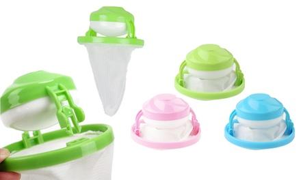 acchiappa capelli per lavatrice disponibile in 3 colori