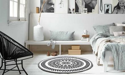 Tapis Nazar Round Rug in Choice of Design