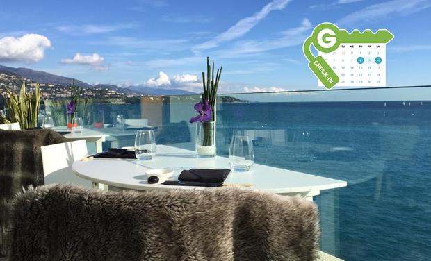 Monaco: Deluxe Zimmer Mit Meerblick Und Spa Paket ...