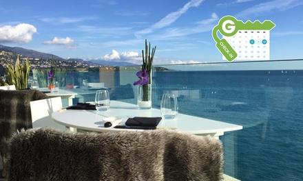 Monaco: camera Deluxe con vista mare, colazione e pacchetto benessere a scelta al Fairmont Monte Carlo 4*