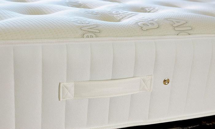 aloe vera pocket sprung mattress