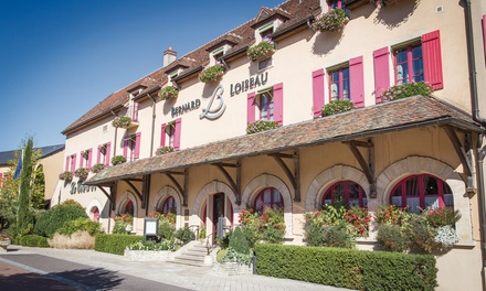 Burgundy: Room for Two with Breakfast, Meal, Spa, and Option for Hydromassage at 5* Relais Bernard Loiseau