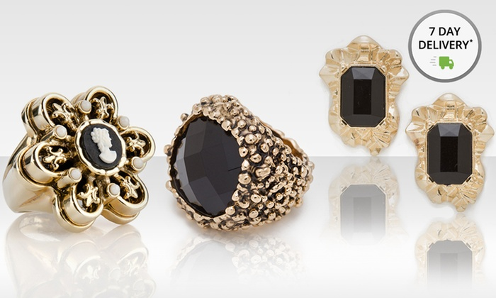 JewelMint Estate-Style Jewelry Collection   Groupon