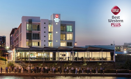 Sunshine Coast: 1 to 5 Nights for Two or Four People with Late Checkout at Best Western Plus Lake Kawana Hotel