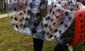 KnockerBall: Two or Three Hours of Bubble Soccer Rental for Up to 10 from KnockerBall (Up to 70% Off)