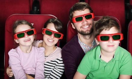 Ferris Wheel & 3D Cinema Bundle: 1 Kid $8 or Adult $10, or Family of 5 $40