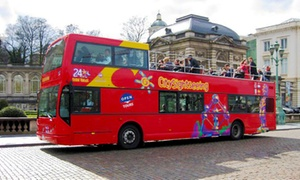 City Sightseeing Brussels: Bruxelles : 1, 2, 4 ou 6 tickets valables 24h avec « City Sightseeing Brussels » pour adultes ou enfants